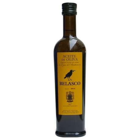 Aceite de oliva extra Familia Belasco