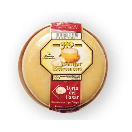 Queso Torta del Casar 500Gr