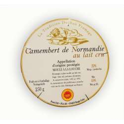 Queso camembert 250Gr
