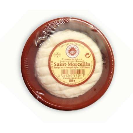 Queso Saint Marcellin 80Gr