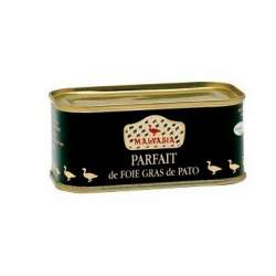 Parfait de foie gras de pato