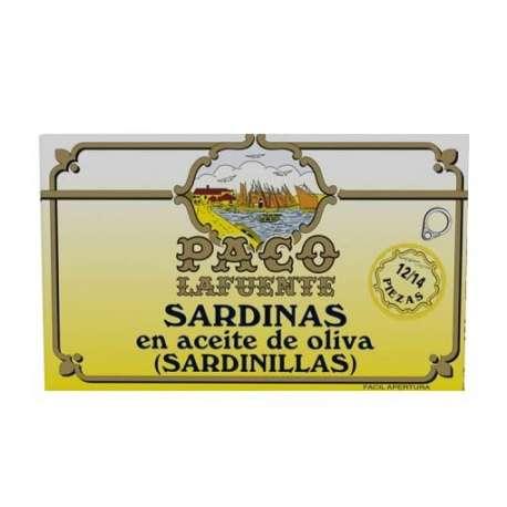 Sardinillas Paco Lafuente12/14