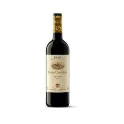 Vino Sierra de Cantabria Crianza