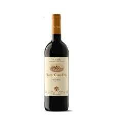 Vino Sierra Cantabria Reserva