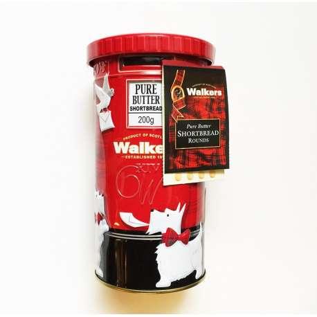 Galletas de mantequilla post Walker