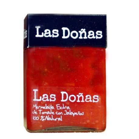 Mermelada de tomate con jalapeño