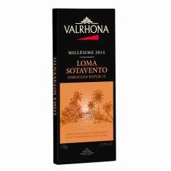 Chocolate negro Loma Sotavento 64% Valrhona