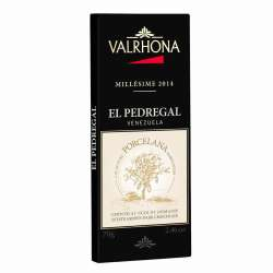Chocolate negro El Pedregal 64% Valrhona