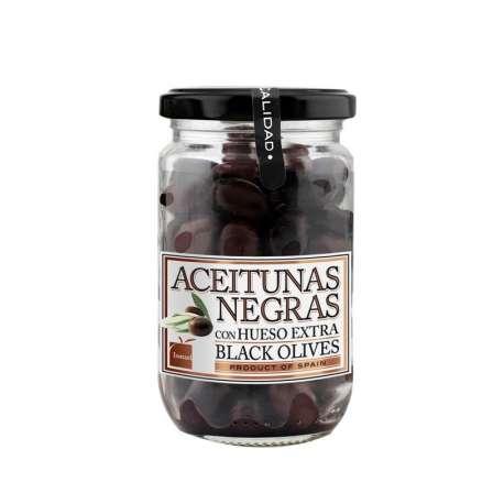 Aceituna negra de Aragón
