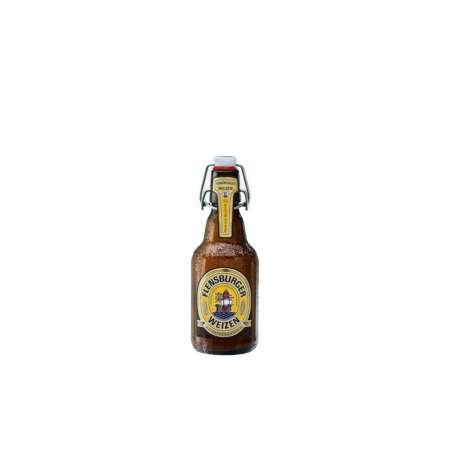 Cerveza Flensburger Weizen