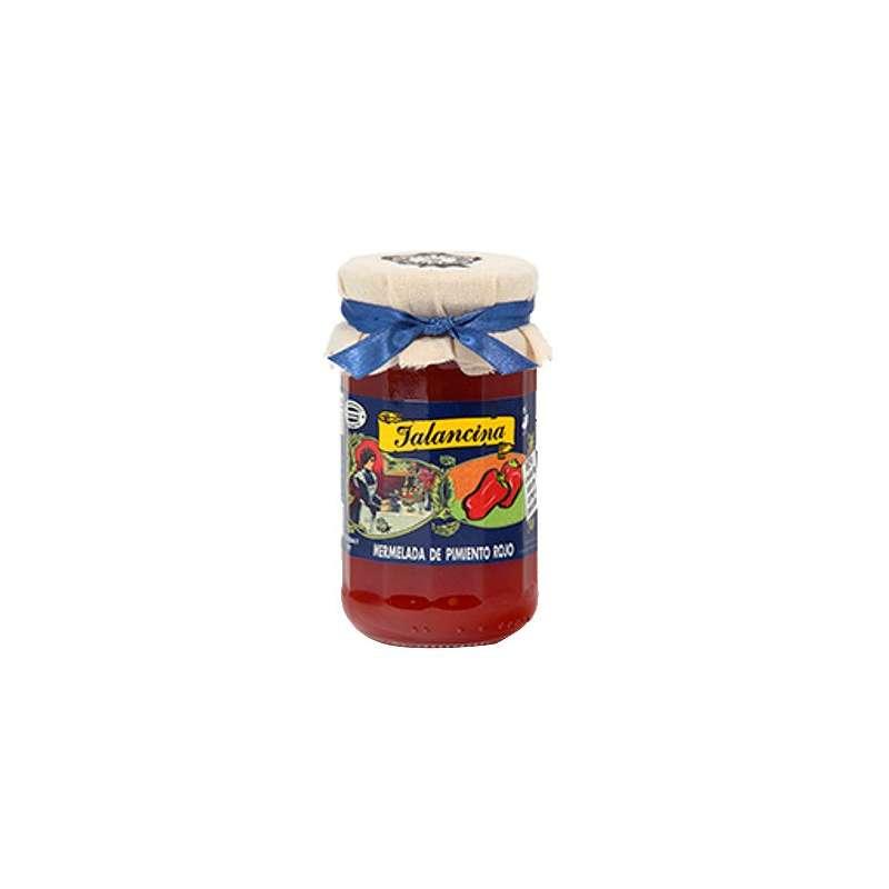 Mermelada de pimiento rojo jalancina - Mermelada de pimientos rojos ...