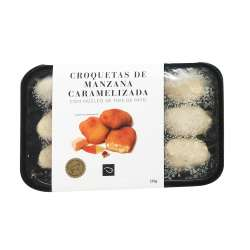 Croquetas de Manzana Caramelizada