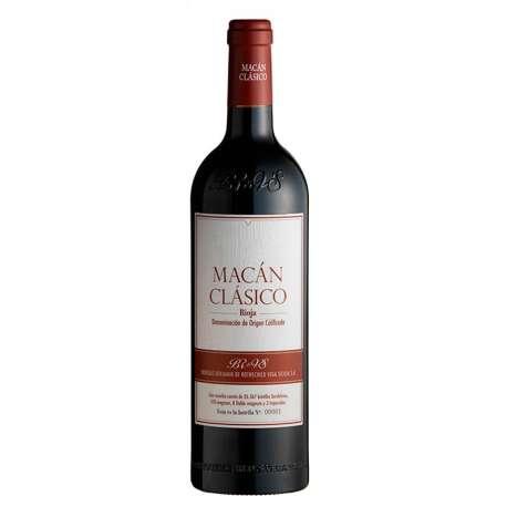 Vino Macán Clásico 2013