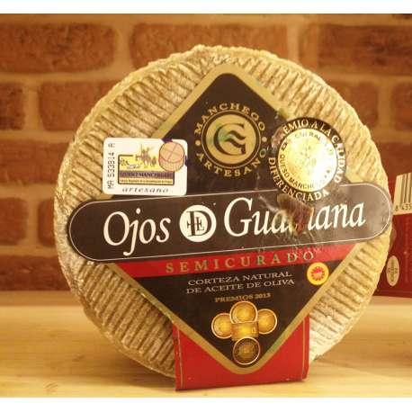 Queso Ojos del Guadiana 250Gr