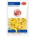Perlini de pasta relleno proscitto crudo 250g