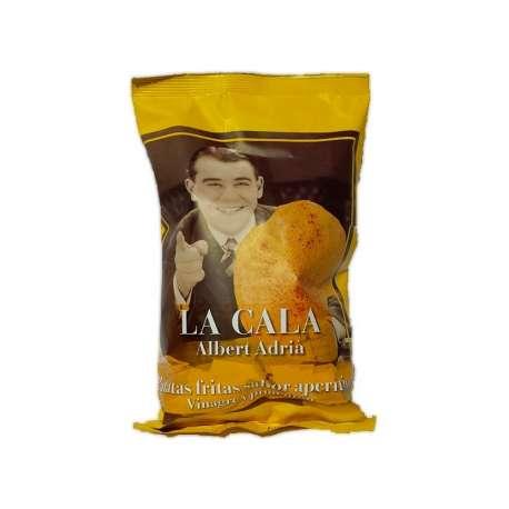 Patatas Fritas La Cala 140g