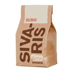 Arroz sushi Sivaris 250g