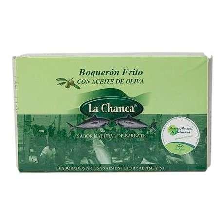 Boqueron Frito La Chanca 85g