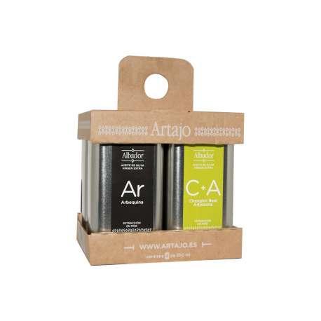 Aceite Artajo 4 Variedades