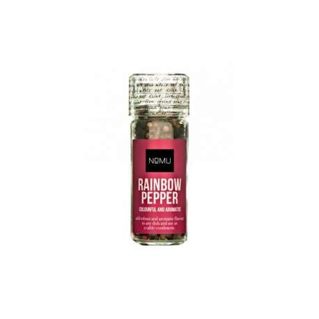 Especias Rainbow Pepper Nomu Molinillo