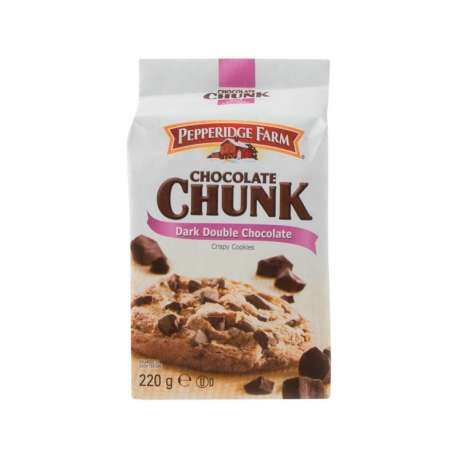 Cookies Trozos Chocolate Negro y Leche