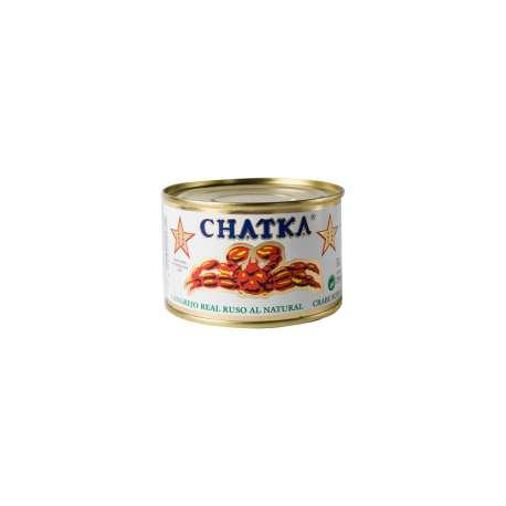 Chatka. Carne de cangrejo