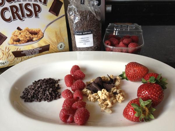 Acompañamiento para el desayuno