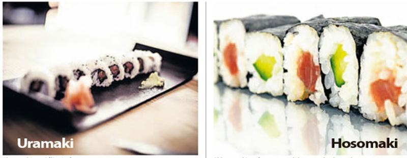 Puedes encargar bandejas de sushi de torre gourmet logro o queser a fruter a - Bandejas para sushi ...