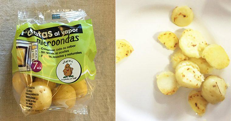 Cómo cocinar patatas de forma sana
