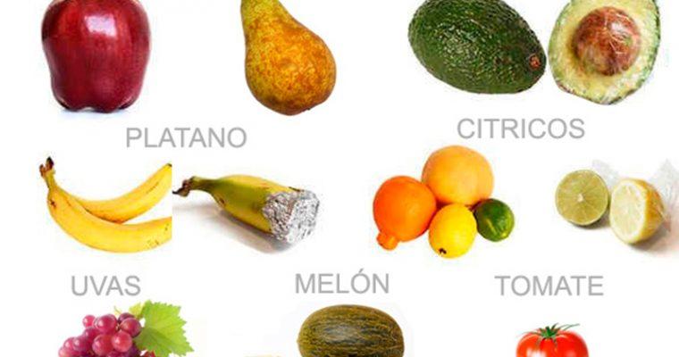 Cómo conservas las frutas