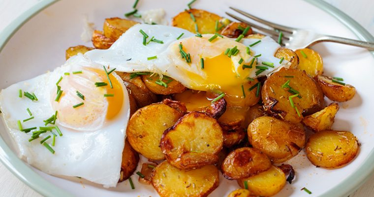 Receta huevos estrellados Casa Lucio