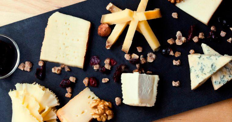 Cómo servir los quesos