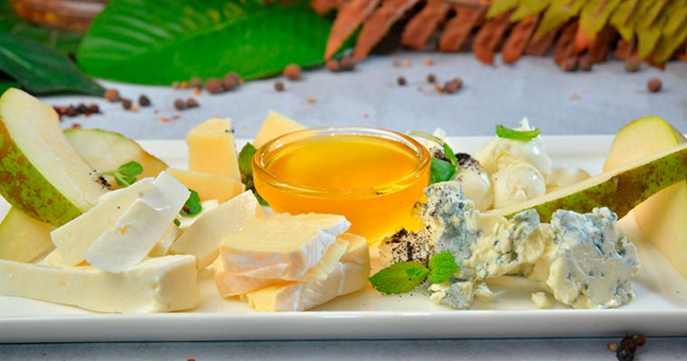 La combinación de quesos perfecta
