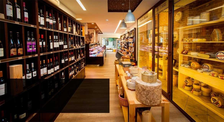 Productos gourmet online: charcutería, quesería y frutería